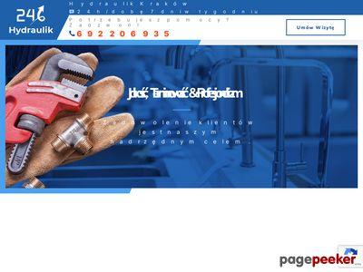 Hydraulik Kraków - 692 206 935