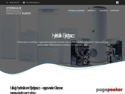 Kocioł dwufunkcyjny montaż Hydraulikbydgoszcz.eu