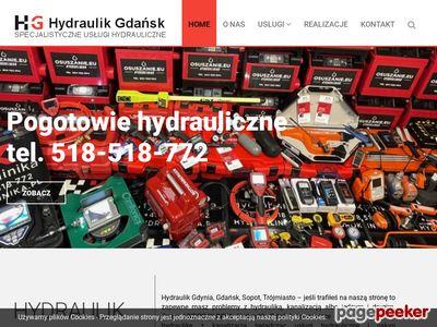 Usługi hydrauliczne Sopot, Gdynia