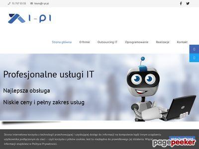 I-Pi usługi informatyczne Wrocław