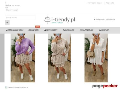 Modne swetry i-trendy.pl