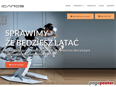 Icaros internetowy secondhand