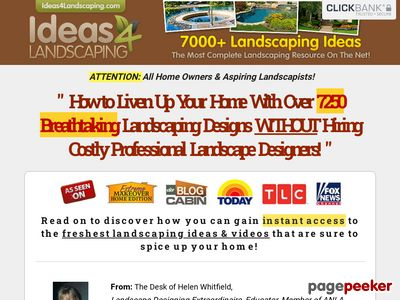 ø 7250 Landscaping Ideas & Landscape Designs – Backyard Landscaping Ideas Pictures – Home Garden, Front Yard Landscape Designing Ideas ø
