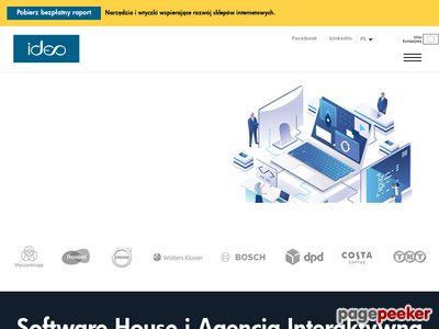 Ideo.pl pozycjonowanie serwisów internetowych