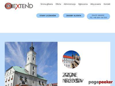 EXTEND - Zarządzanie i administracja nieruchomości