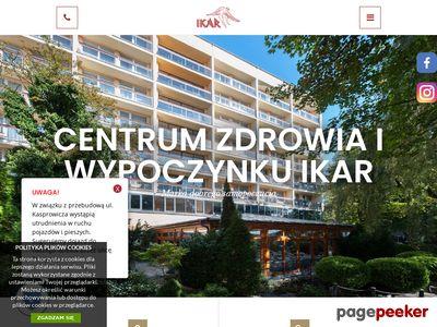 Ikar Centrum - hotel w Kołobrzegu