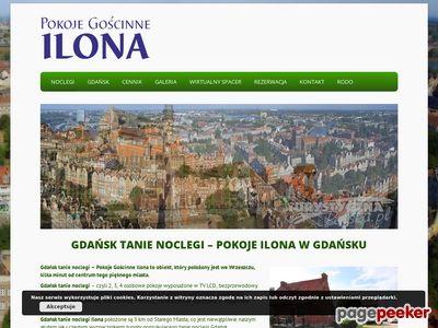 Gdańsk noclegi