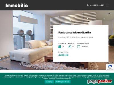 Immobilia - pewne biuro nieruchomości