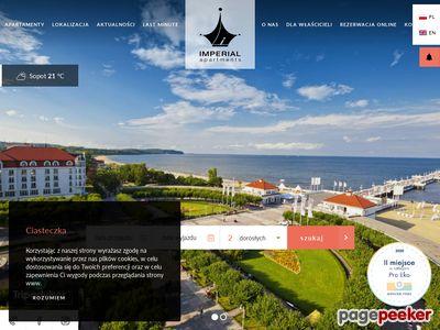 Imperial Apartments - noclegi Sopot i Gdańsk