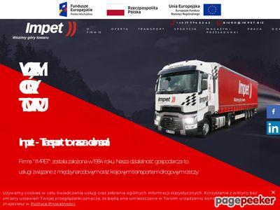 Transport ciężarowy i magazynowanie towarów