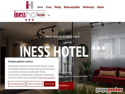 Komfortowe hotele Łódź