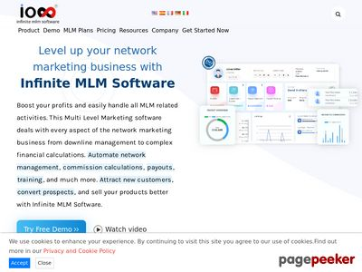 INFINITE MLM SOFTWARE 28  Jul  2017 08:21:23 PM