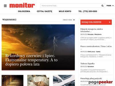 Polonijny Tygodnik Informacyjno - Ogłoszeniowy Monitor Chicago