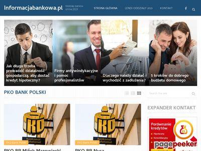 Banki internetowe