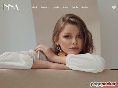 Gabinet Kosmetyczny Inna Klinika Piękna
