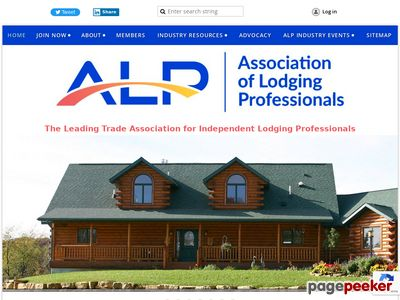 Professional Assoc. of Innkeepers Intl Screenshot