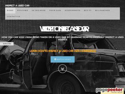 Learn How To Inspect A Used Car