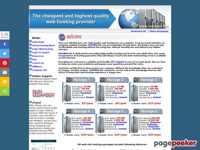 Cheap hosting host unlimited site from $3 per year, aff earn 50% per sale