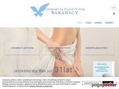 Chirurgia plastyczna, powiększenie piersi - Intermed