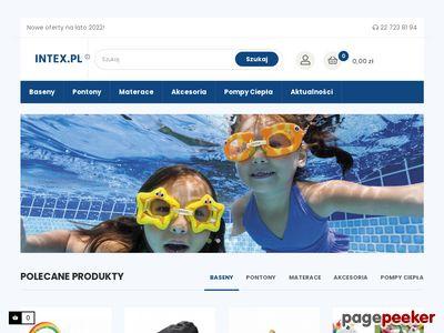 Sklep internetowy intex.pl