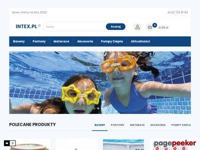 Baseny ogrodowe intex.pl