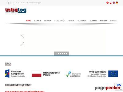Logistyka magazynowa - Intralog