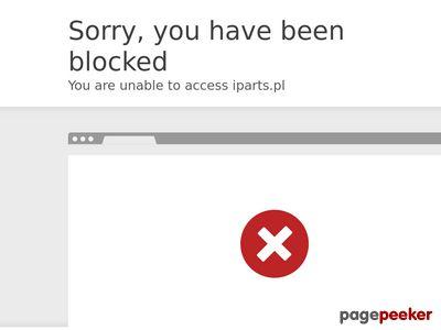 Sklep internetowy iParts.pl