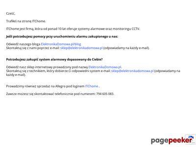 Systemy alarmowe Satel - Bezprzewodowe systemy alarmowe