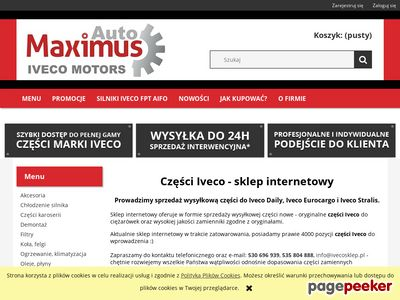 Części Iveco Śląsk