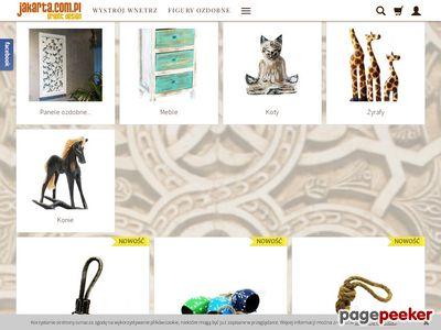 Orientalny sklep Jakarta.com.pl