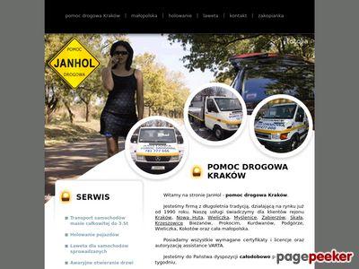 TANIA POMOC DROGOWA Kraków