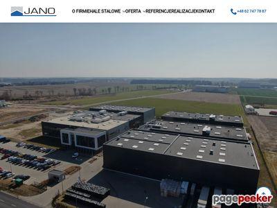 Wykonawstwo konstrukcji stalowych Poznań