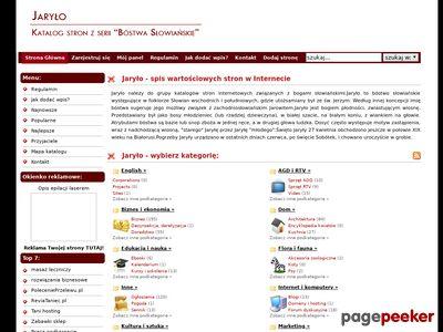 Jaryło - katalog www