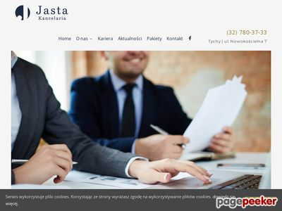 Usługi księgowe Jasta