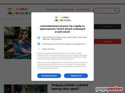 JestemDzieckiem.pl - Zabawki, ubranka dla dzieci