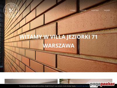 Jeziorki 71: Tani hotel Warszawa