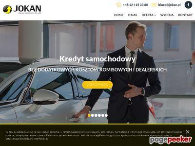 Kredyty samochodowe