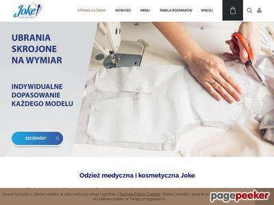 Producent odzieży medycznej
