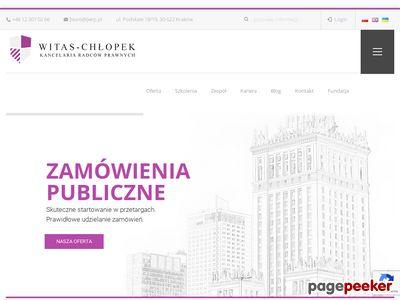 Radca prawny Kraków - jwrp.pl