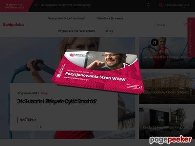 łańcuchy transportowe - kahipolska.pl