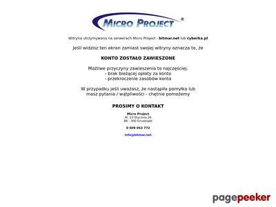 Meble i krzesła z metalu - Kammet Kraków