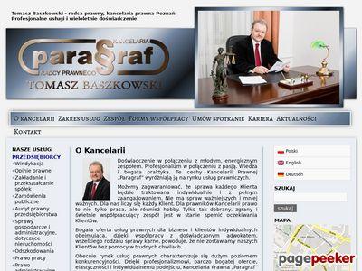 Rozwód prawnik Poznań