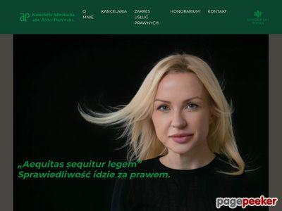 Anna Przywara Kancelaria Radcy Prawnego