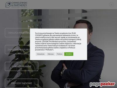 Leszek Chmielewski & Partnerzy Kancelaria Prawna