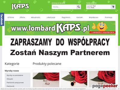 P.H.U. KAPS lombard bielsko-biała