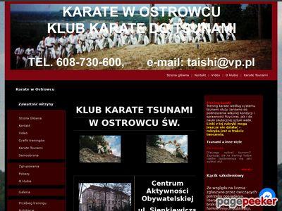 Karate Klub w Ostrowcu