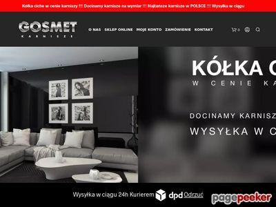 Www.karnisze-gosmet.pl Sklep Internetowy