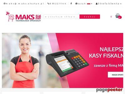 Sprzedawca kas fiskalnych - MAKS Sp. z o.o.