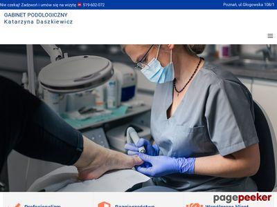 Gabinet kosmetyczny Poznań Rataje