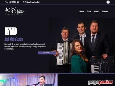 KEY zespół muzyczny szczecin